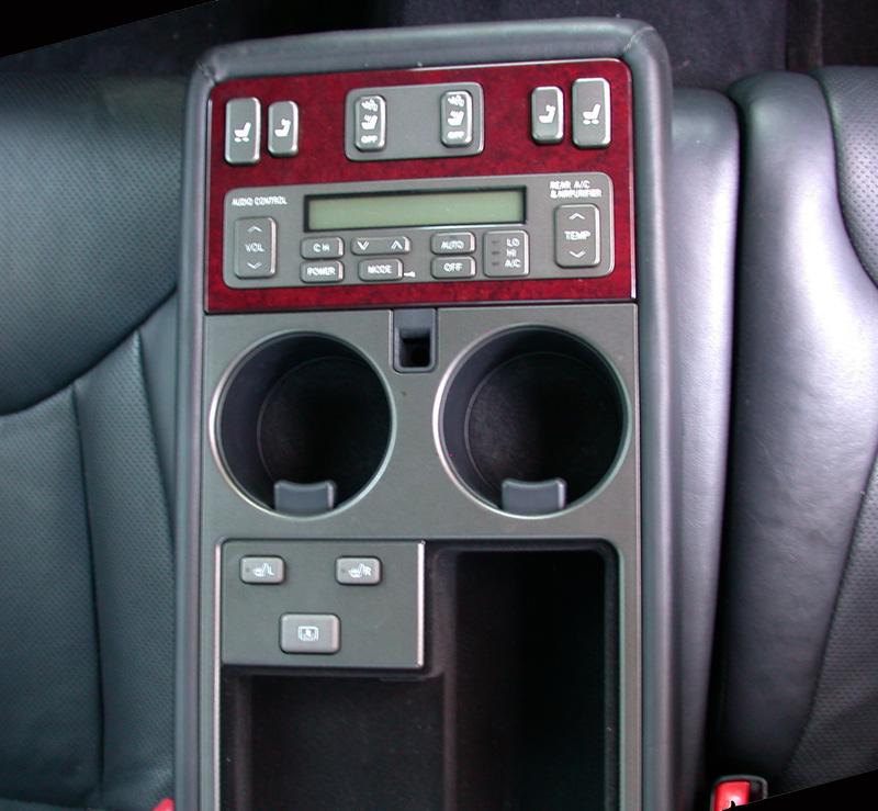 Hand Controls For Cars >> Lexus LS430